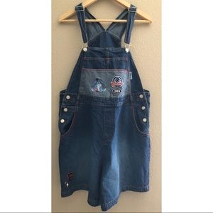 Main Street by Disney Winnie The Pooh Overalls
